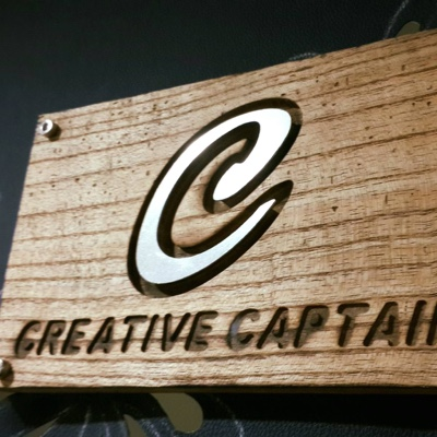 Creative captain prototype 工房