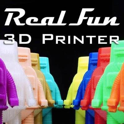 Realfun 3D列印